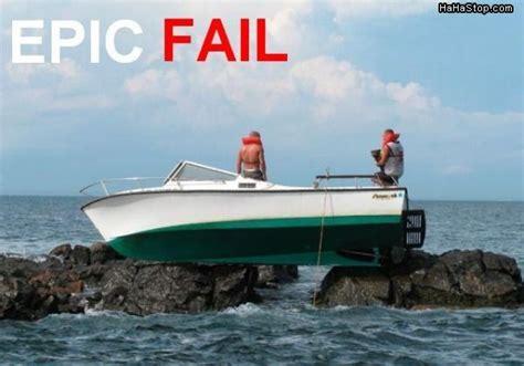 hilarious boat fails epic fail boat
