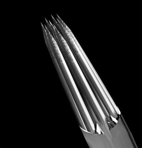 tattoo needle kwadron kwadron tattoo needles rl 0 35mm textured dashatattoo