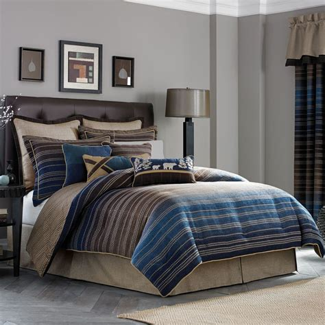 Navy Queen Comforter Set Cool Comforter Sets Homesfeed