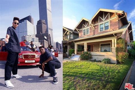 1990s house the l a home from 1990 s house party is up for sale