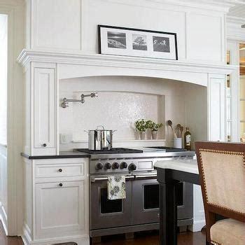 Kitchen Stove Alcove Design Ideas