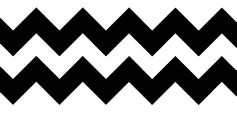 8 best images of printable chevron stencil pattern
