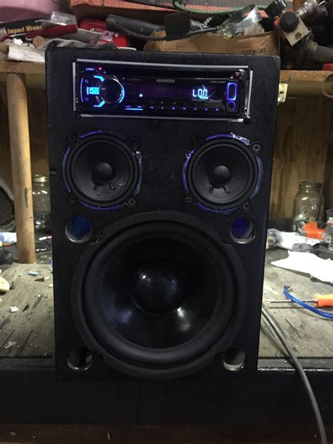 kenwood bass box parts express project gallery