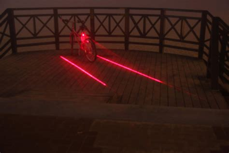 Senter Sepeda Bicycle Laser Light x bicycle laser marker the green