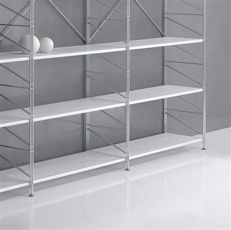 scaffali metallo componibili kalevi scaffale componibile metallo per ufficio 293 x 35 x