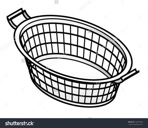 clipart basket laundry basket clip 63