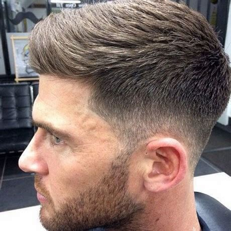 diffrent types of fades different types of haircuts for men