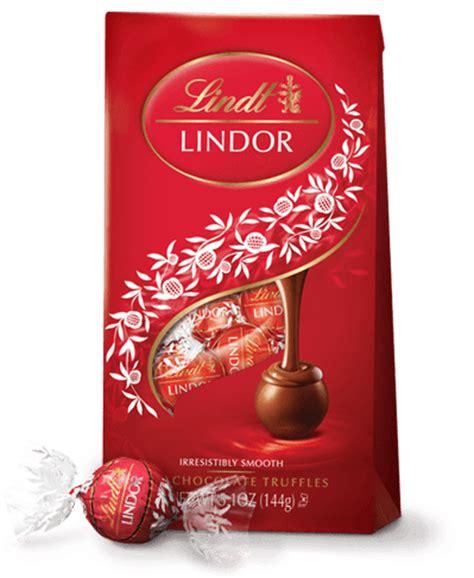 lindor lindt chocolate