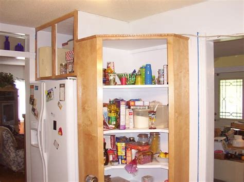 Kitchen Corner Pantry Ideas Corner Kitchen Pantry Ideas Decor Trends Ideas For