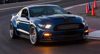 Future Fords 2017 Snake Widebody Concept Is The Craziest Ford Mustang