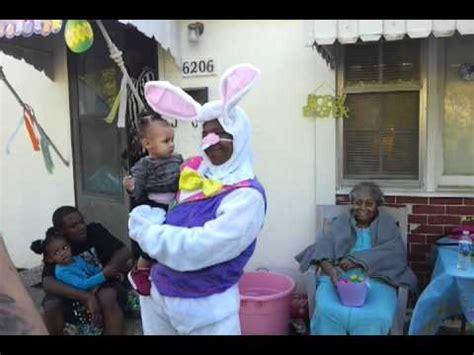 Daster Niqta easter bunny