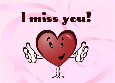 Ecard Miss You
