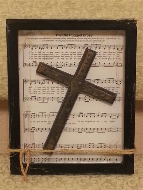 The Rugged Cross by Items Similar To The Rugged Cross Background Is Placed
