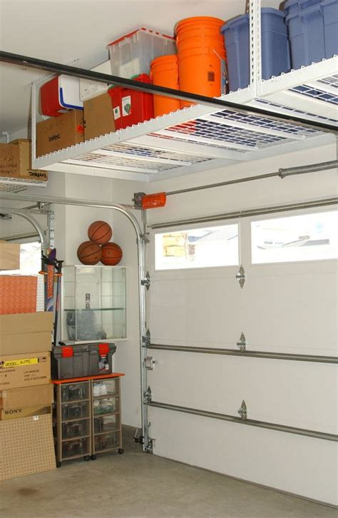 Garage Storage Ideas 34 Practical And Comfortable Garage Organization Ideas