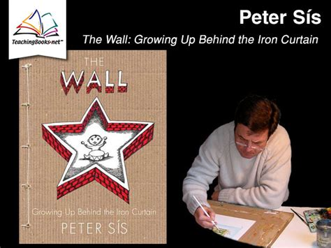 the wall growing up behind the iron curtain teachingbooks net the wall growing up behind the iron
