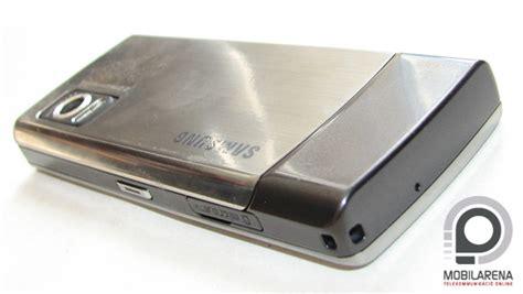Kamera Samsung L700 samsung l700 ez 252 st k 246 z 233 p 250 t mobilarena mobiltelefon teszt