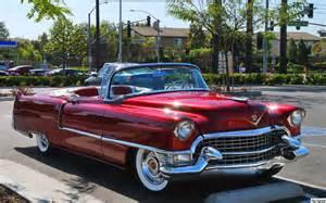 Cadillac Series 62 Convertible 1955 Cadillac Series 62 Convertible Cars Motorcycles