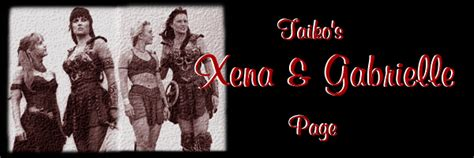lucy lawless renee o connor fanfiction taiko s xena gabrielle page