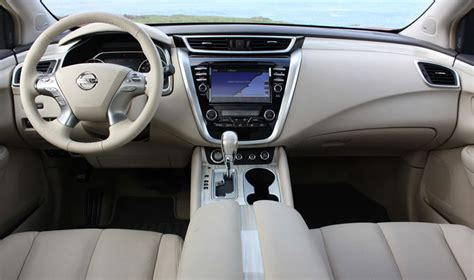 nissan murano interior 2016 new nissan murano of 2016 year all about new cars
