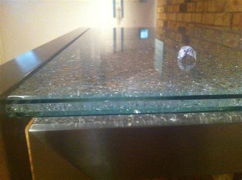 shattered glass table furniture