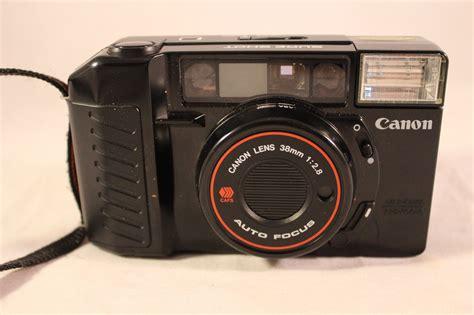 canon sure vintage canon af35m ii sure autofocus w 38mm
