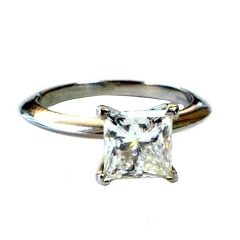 princess cut engagement ring pictures to pin on