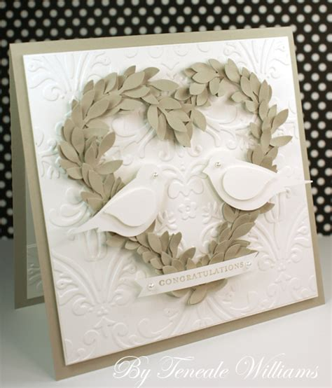 Handmade Wedding Greeting Cards - no longer an inkspiration wedding card handmade wedding
