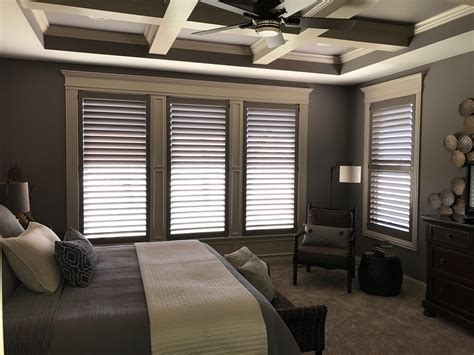 Custom Blinds And Shutters Custom Painted Shutters Can Provide Just The Right Touch