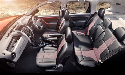 duster renault interior renault reveals duster facelift with amt shifting gears