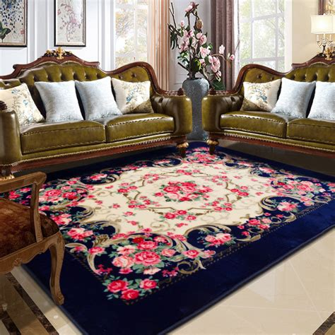 aliexpress buy honlaker carving carpet luxury