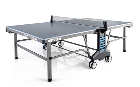 best outdoor ping pong table kettler outdoor 10 table