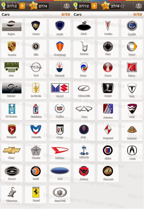 logo game guess  brand bonus cars chainimage