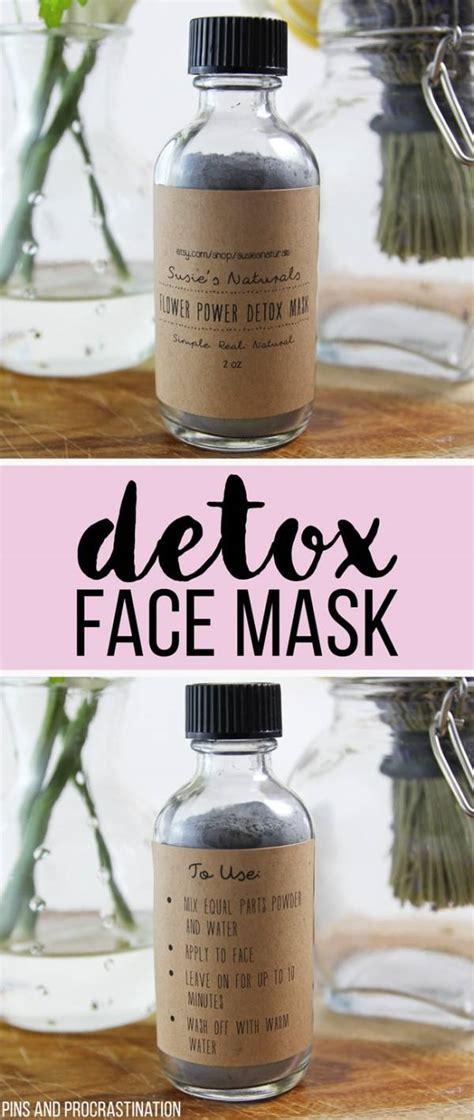Detox Diy Mask by Flower Power Detox Mask Diy Bath And