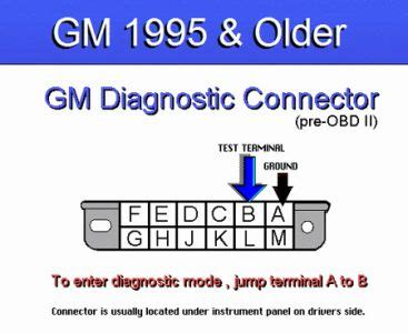 free check engine light scan near me 1995 buick park avenue obd pinout problem computer