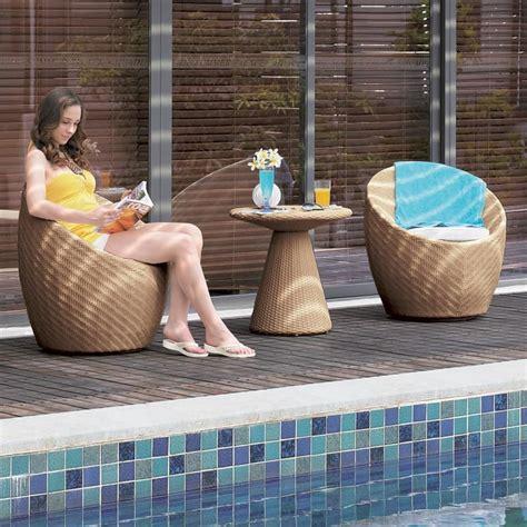 Salima Garutan salima lounge 571 korbsessel balkone idfdesign