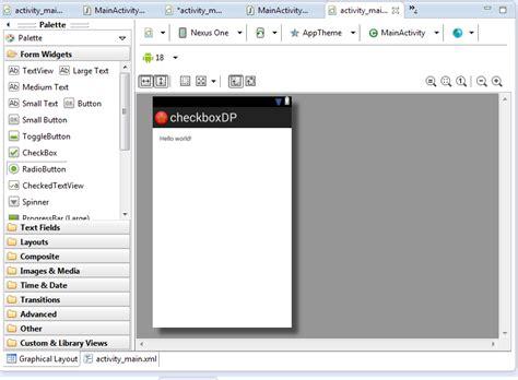 membuat checkbox html cara membuat checkbox dan listbox menggunakan eclipse
