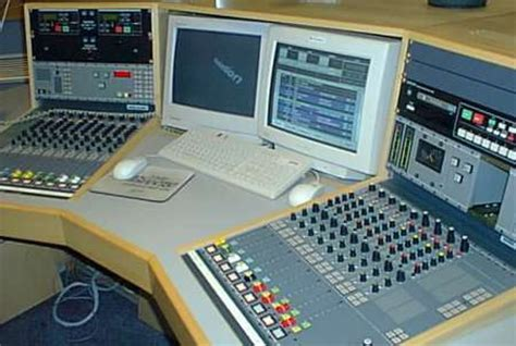 radio studio desk why do radio stations levels sound different radio