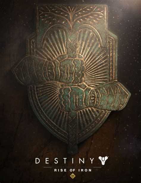 destiny expansion rise of iron release date announce
