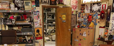 Bedroom Wall the it crowd basement