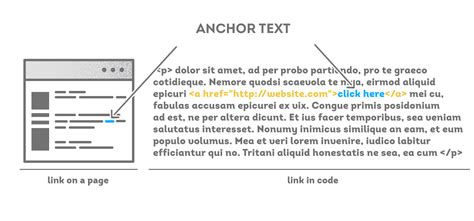 anchor link html a data driven guide to anchor text and its impact on seo