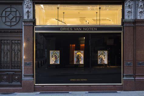 Dries Noten Store by Dries Noten Store Installation Big Active