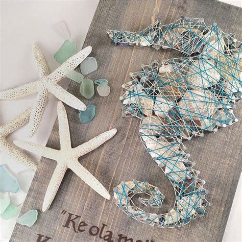sea home decor seahorse seahorse decor sea shells home decor sea shell