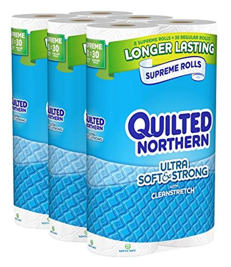 Quilted Northern 24 Rolls by Tabby S Fresh Deals Tabby S Fresh Deals