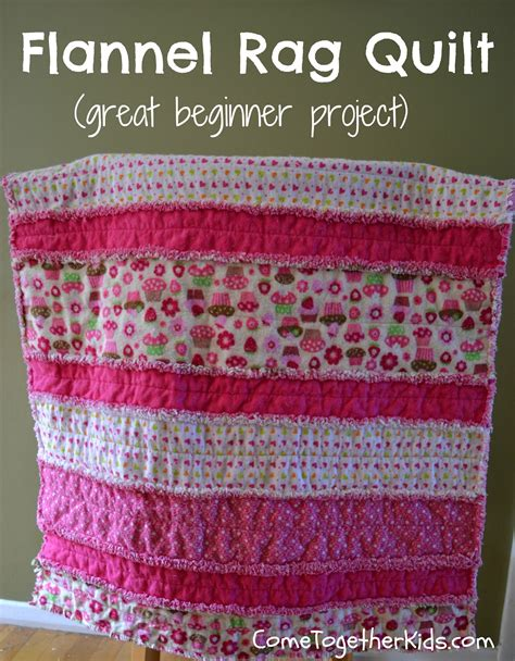 How To Make A Rag Quilt by Rag Quilt Basics Quilting