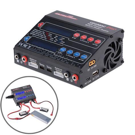 Baterai Charger ultra power up100ac duo charger baterai balance 100w