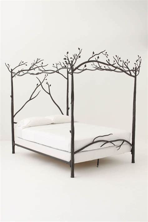 forest canopy bed anthropologie home sweet home