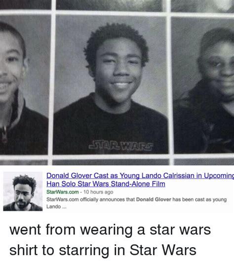 Lando Calrissian Meme - funny han solo memes of 2016 on sizzle chewbacca