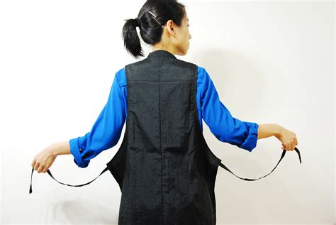 Hair Stylist Vest Apparel by Plus Size Smocks Hairstylegalleries