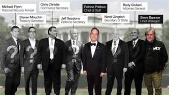 Presidential Cabinet S Presidential Cabinet Takes Shape News