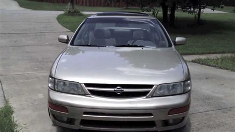 free car manuals to download 1997 nissan maxima navigation system 1997 nissan maxima se 5 speed manual youtube